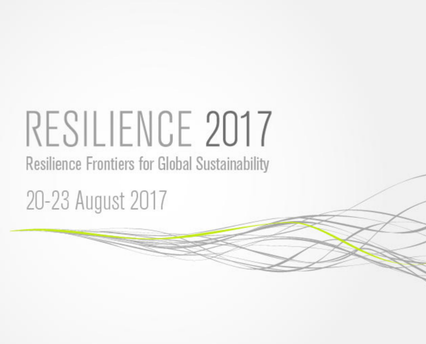 Earth League Logo Resilience2017 Conference