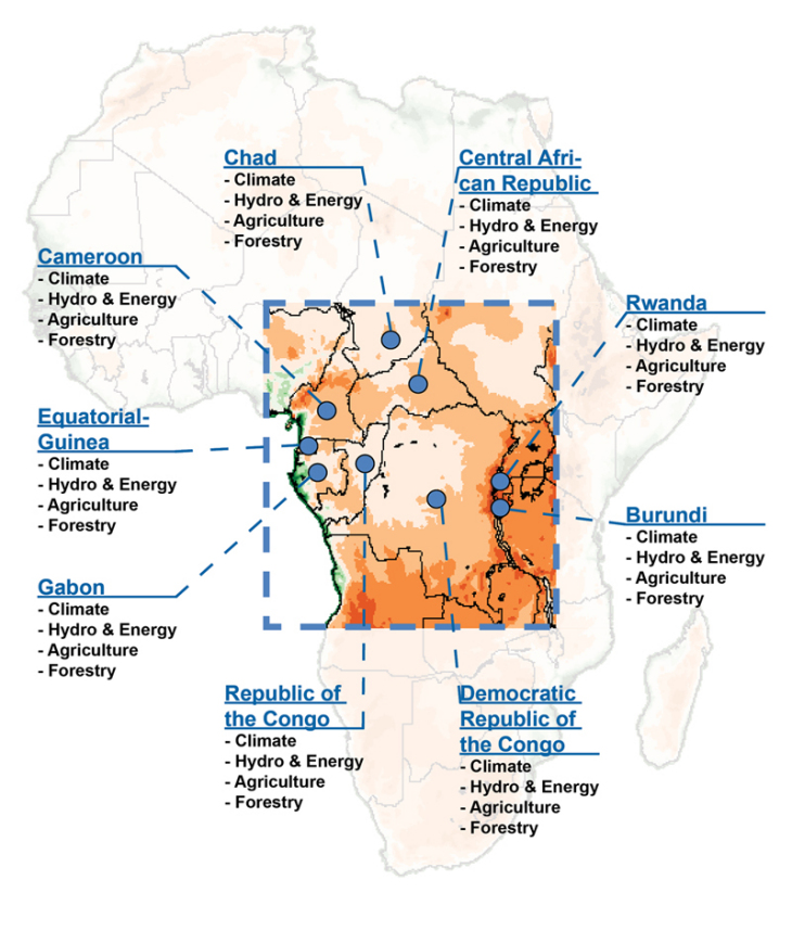 Congo Project Fact Sheet Map 800